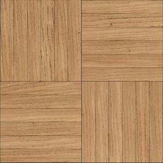 浅褐色格形木地板贴图