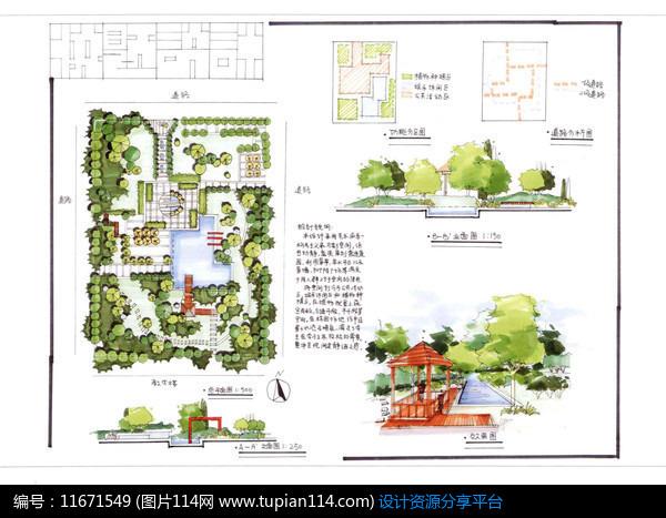 [原创] 校园绿地快速设计