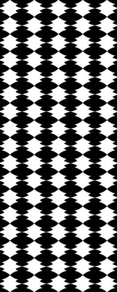 抽象黑白纹理图案