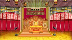 高清led大屏幕图片皇宫殿