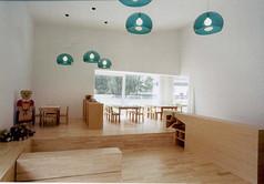 幼儿教育中心室内设计意向