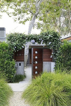 别墅院门设计