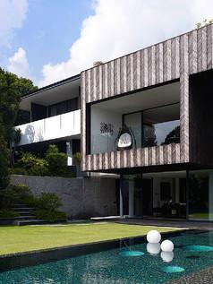 现代风格别墅住宅