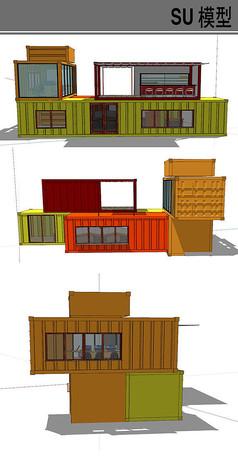 集装箱改造餐厅