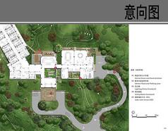 雁栖湖别墅2平面图