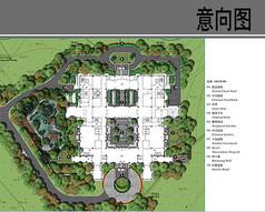 雁栖湖别墅4平面图