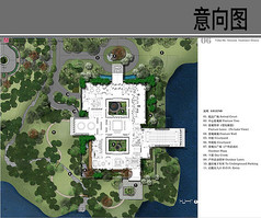 雁栖湖别墅6平面图