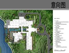 雁栖湖别墅9平面图