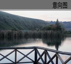 木质桥梁栏杆