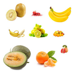 水果实拍抠图素材