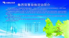 中国南方电网海报设计