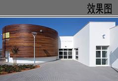 幼儿园建筑设计透视效果
