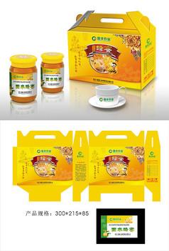 蜂蜜食品包装设计