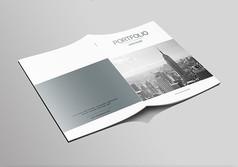 企业文化产品画册封面