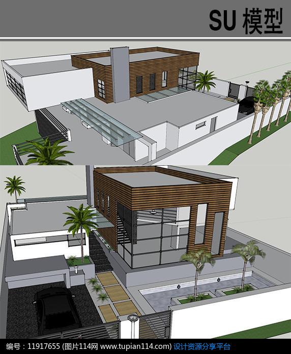 木质房屋建筑,3d建筑模型免费下载,3dmax建筑模型,,3d