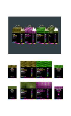 黑苦蕎茶節日特產品包裝