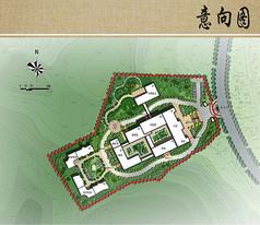 医院建筑方案设计总平面