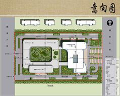 儿童医院规划设计平面图