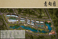 医院总体规划平面