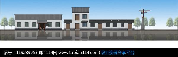农村建筑立面设计