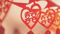 清新中式婚礼视频模板