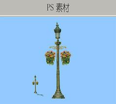 景观金属灯具