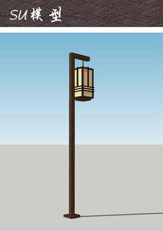 典雅中式庭院灯