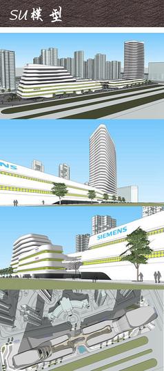 大型综合商业中心
