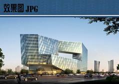 现代科技园建筑设计