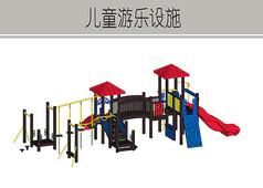 趣味儿童游乐设施