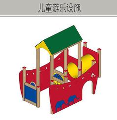隧道儿童游乐设施