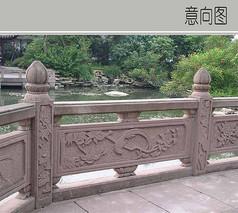 桥梁护栏样式