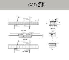 木栈桥详图