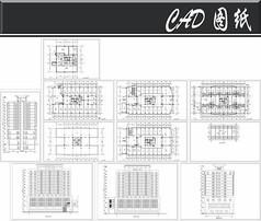 12层综合楼办公室施工图