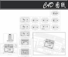 高级写字楼建筑设计