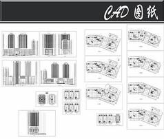 商业写字楼建筑设计图纸