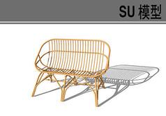 钢丝透气座椅