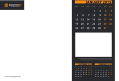 电子日历设计