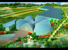 现代农业园规划