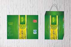 菜籽油手提袋设计