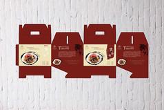 煲仔饭包装设计