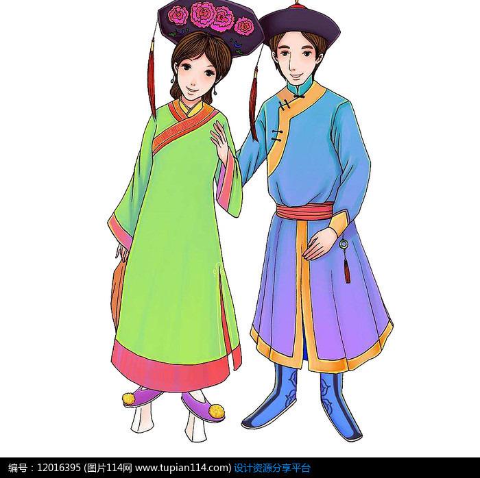 清朝人物卡通图片_清朝人物动漫_清朝僵尸卡通图片图片