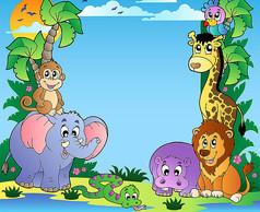 森林动物亚美am8娱乐