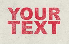 你的文字英文字体下载