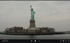 自由女神像视频