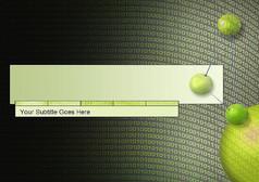 数字科技PPT模板