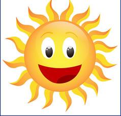 太阳卡通形象