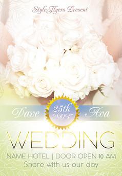 婚礼婚庆海报