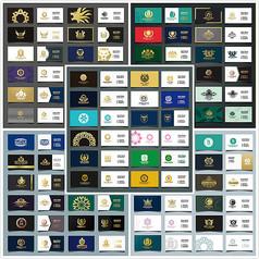 企业名片卡片