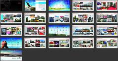 广告传媒产品画册